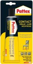 Pattex Profi Contactlijm - Transparant - 125 g - Contact lijm