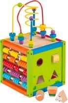 Afbeelding van Jouéco Activiteiten Kubus speelgoed