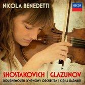 Shostakovich: Violin Concerto No.1/Glazunov: Violi