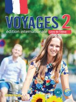 Boek cover Voyages édition internationale 2 livre de lélève + online MP3s van André e.a.