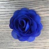 Leuke bloem (roos) op Clip - Blauw