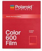 Polaroid Originals film met metallic rood frame - geschikt voor 600/i-Type