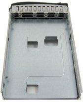 Supermicro MCP-220-00043-0N 3.5'' Bezel panel Zilver drive bay panel