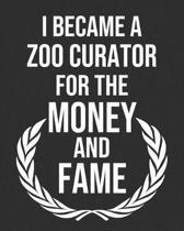 I Became a Zoo Curator for the Money and Fame