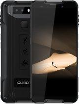 Cubot Quest 14 cm (5.5'') 4 GB 64 GB Hybride Dual SIM 4G Zwart 4000 mAh