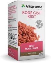 Arkocaps Rode Gist Rijst - 45 Capsules - Voedingssupplement