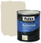 Flexa Professional Buitenlak Dekkend Hoogglans Ral 1013 F9.07.80 750 Ml