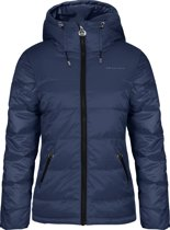 Rohnisch Maaz Short jacket Wintersportjas Dames Maat 38 Donkerblauw