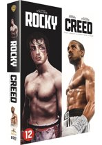 CREED + ROCKY /S 2DVD BI