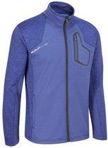 Evolve Sport Full Zip Fleece - Midnight Blauw