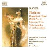 Ravel: Bolero, Daphnis et Chloe etc / Kenneth Jean, CSR Symphony Orchestra