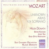 Mozart: Unknown Arias For Soprano And Concertante