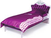 By MM Prinsessenbed - Bed - Paars - 120 x 200 cm
