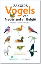 Zakgids Vogels van Nederland en Belgie [Pocket Guide to the Birds of the Netherlands and Belgium]