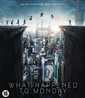 What Happened to Monday (Blu-ray)