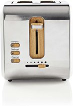 Toaster | 2 Wide Slots | Soft-Touch | White