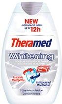 Theramed 2 in 1 Ultra White Tandpasta - 75 ml