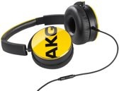 AKG Y50 - On-ear koptelefoon - Geel