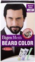 Bigen Men's BEARD COLOUR #B101 Natural Black