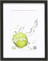 Deknudt Frames Fotolijst - Zwart met passe-partout - Foto: 30x45 cm