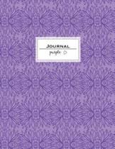 Purple Journal (Diary, Notebook)