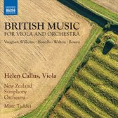British Music For Viola And Orchest