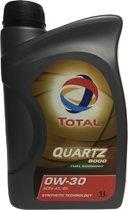 Total Quartz 9000 Fuel Economy 0W-30 1L