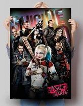 REINDERS Suicide Squad - in squad we trust - Poster - 61x91,5cm