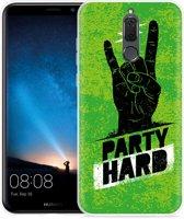 Huawei Mate 10 Lite Hoesje Party Hard 3.0