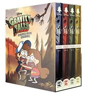 Boek cover Disney Gravity Falls Cinestory Comic Boxed Set van Disney