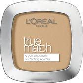 L'Oréal Paris True Match Foundation - W3 Golden Beige - Poeder