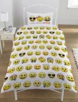 Smiley dekbedovertrek, Emoji dekbed