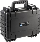 B&W Copter Case Type 3000/B
