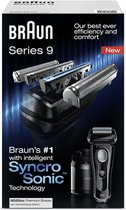 Braun Series 9 9050 CC - Scheerapparaat met Clean & Charge Station
