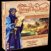 Through the Desert Board Game (2017)