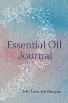 Essential Oil Recipe Journal - Special Blends & Favorite Recipes - 6'' x 9'' 100 pages Blank Notebook Organizer Book 16
