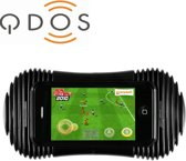 QDOS Jet Play Black voor Apple iPhone en iPod