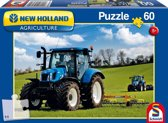 New Holland T8 - Kinderpuzzel - 60 Stukjes