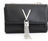 Valentino Handbags Crossbodytassen Divina Clutch Zwart