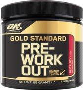 Gold Standard Pre-Workout 88gr Fruit Punch
