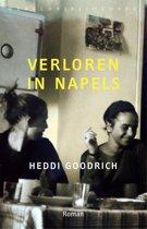 Boek cover Verloren in Napels van Heddi Goodrich