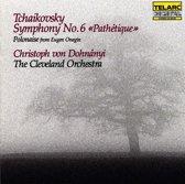 Tchaikovsky: Symphony no 6, etc / Dohnanyi, Cleveland Orch