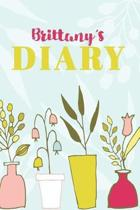 Brittany's Diary