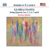 Coates: String Quartets 2