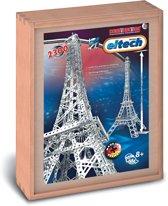 Eitech Bouwdoos - Metaal Eiffeltoren Deluxe