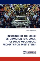 Influence of the Speed Deformation to Change of Local Mechanical Properties on Sheet Steels