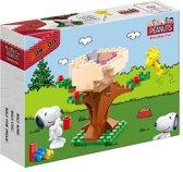 BanBao Snoopy Vogelnest-7510