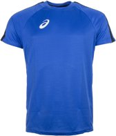 Asics Floorball Game  Sportshirt performance - Maat S  - Mannen - blauw