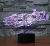 LED Sfeerverlichting Racing - Touch-bediening 5