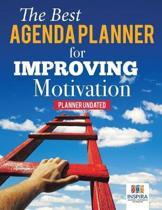 The Best Agenda Planner for Improving Motivation Planner Undated